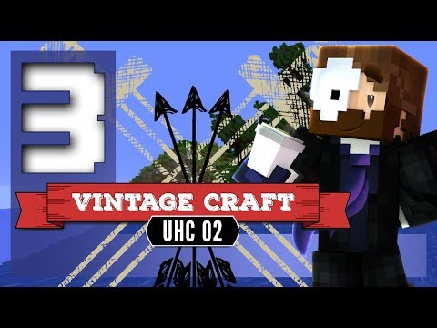 To Boldly Go Deeper - VintageCraft UHC S2 Ep.3