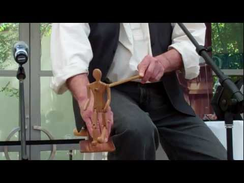 Jeff Warner's Limberjack (Jig Doll) dancing to Buffalo Gals