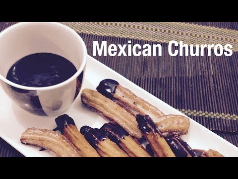 Mexican Churros By Recipe On Demand