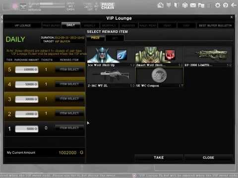 Wolfteam Gold Hack 2014 İndir Bedava