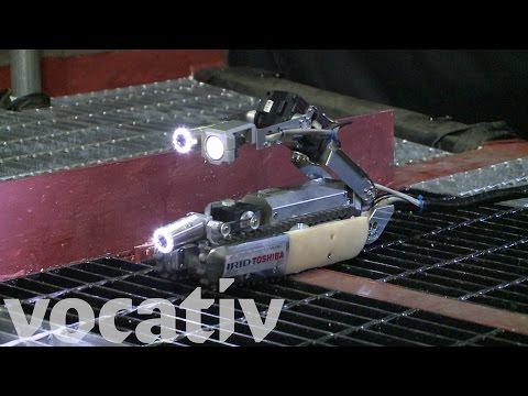 Robots Can't Handle Fukushima's Radiation
