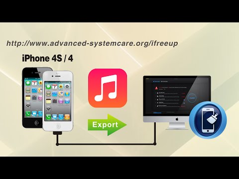 How to Export Music to Computer from iPhone 4S/4, Backup iPhone 4 Songs to PC