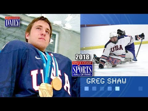 Greg Shaw: 2018 Space Coast Sports Hall of Fame
