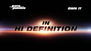 The Fate Of The Furious - Trailer - Own It Now on Blu-ray, DVD & Digital HD