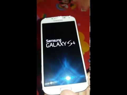 How to wipe cache partition from recovery mode Samsung Galaxy S4