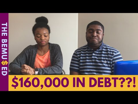 Federal Student Loans | Our $160,000 of Debt (2018)
