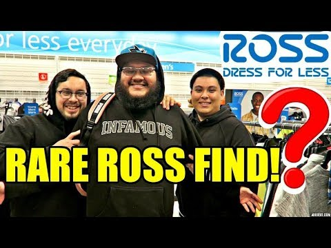 RARE FIND AT ROSS! (SURPRISE REACTION)