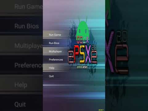 How to make ps1 games work on android -