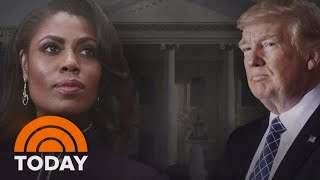 Omarosa Manigault Newman Shares New Audio Of President Donald Trump Phone Call | TODAY