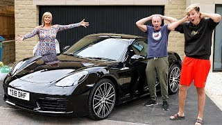 SURPRISING MY FAMILY WITH $100,000 DREAM CAR...