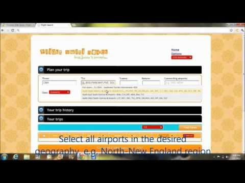 How to find best airfare, tricks to find cheap airfare.