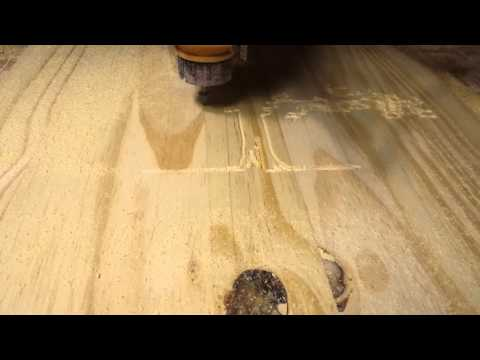 CNC Router Carving Family Tree
