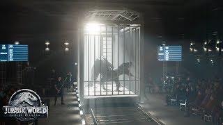 """Jurassic World: Fallen Kingdom - In Theaters June 22 (""""New Weapon"""") (HD)"""