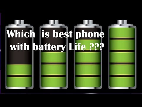 Which  is the  best phone  with battery Life ???