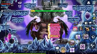 Maplestory M Battle Mage Skill 1 - 4 Job Preview - Tuynuy Games