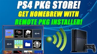 INSTALL PS2 GAMES ON PS4 EXPLOIT 505 MODIFY PKG ICON