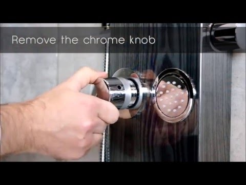 How to replace a thermostatic valve