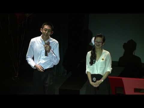 Breaking Down Gender Roles in Swing Dance | Calvin Lu and Samantha Nguyen | TEDxGunnHighSchool