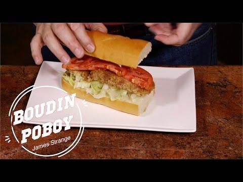 Boudin PoBoy Recipe