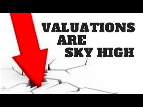 STOCK MARKET'S MAIN RISK - PE RATIO SKY HIGH
