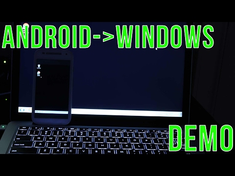 How to Control Your Windows PC from Another Device (Android/iOS/Mac/Windows) - Remote Access Demo
