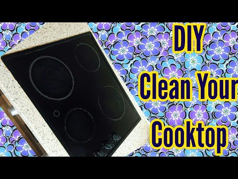 DIY: Cooktop Cleaning- Indian Busy Mom Evening Cooktop Cleaning Routine | Daily Kitchen Cleaning