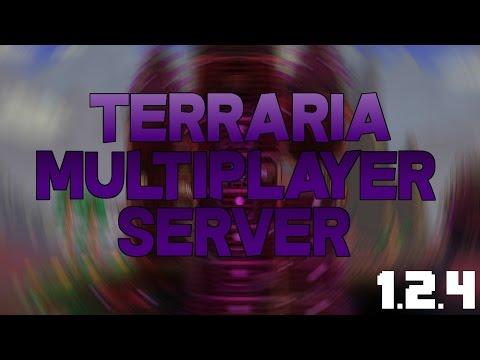 Terraria Multiplayer Server - 1.2.4 [Online 24/7]