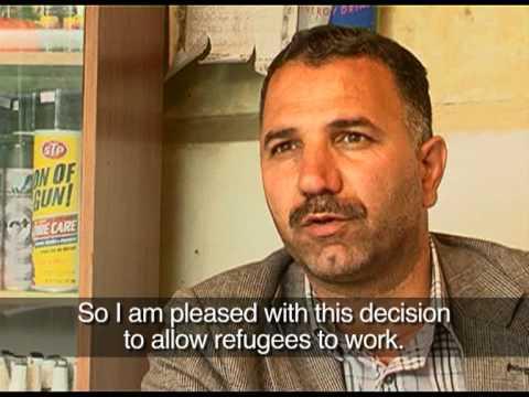 Iran: Working Permits