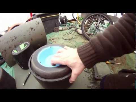Cheap Drift Trike rear wheels (Huffy Drift trike & Green Machine rear wheel up grade)