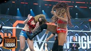 "Sara finds ""Hope"" against Alicia Fox: WWE Tough Enough, August 25, 2015"
