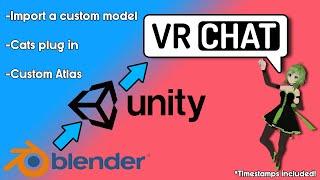 vrchat avatar creation blender Videos - 9tube tv