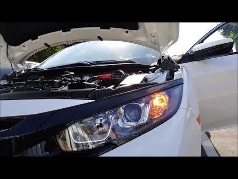 Honda Civic Plug and Play Turn Signal Resistor Harness