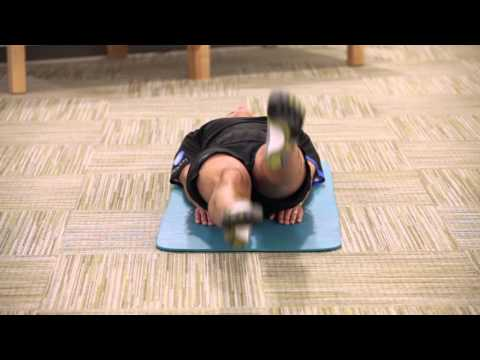 Three Great Strength & Core Exercises to Improve Your Swimming