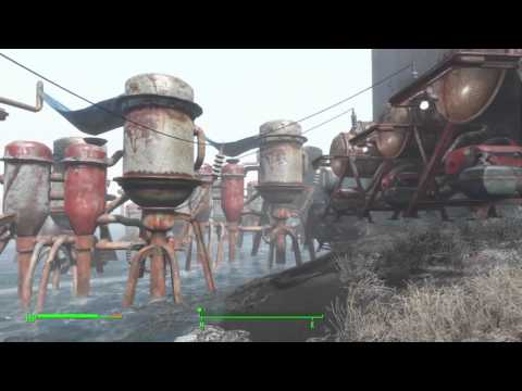 Fallout 4 - Water Purification = CAPS