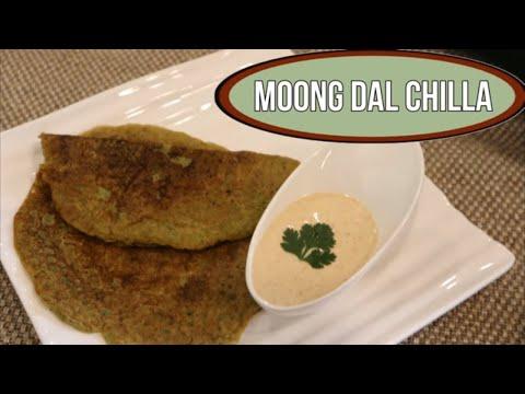 Moong Dal Chilla Recipe | Weight Loss Recipe | Moong Dal Pancake Recipe by Shree's Recipes