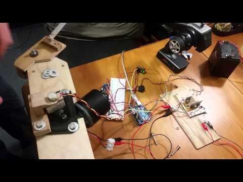 RC Car 6 - Attempt to servo