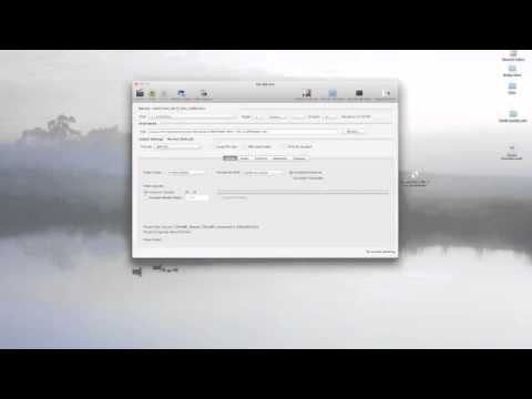 How to put a DVD onto your computer with handbrake 0.9.8