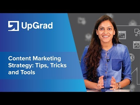Content Marketing Strategy: Tips, Tricks and Tools