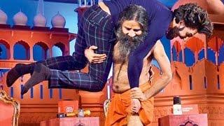 Ranveer Singh And Baba Ramdev DANCE BATTLE CHALLENGE