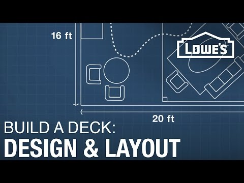 How To Build a Deck | Design & Layout (1 of 5)