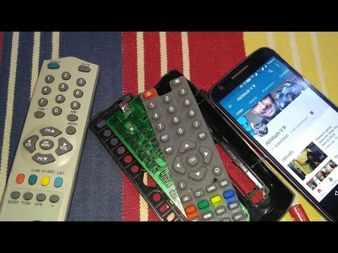 How to troubleshooting TV remote sensor