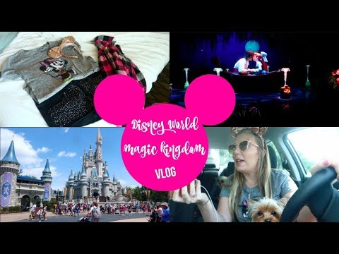 Disney World; Magic Kingdom Vlog