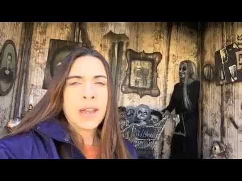 HAUNT ON THE HILL 2014 CREEPY DOLL ROOM & SUBSCRIBER GIVEAWAY