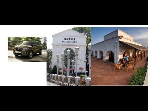 Beautiful | Places to Visit | Renault Kwid 1.0 Trip To Pondicherry | Bangalore To Pondicherry