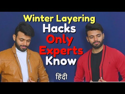 Winter Layering Hacks Only Experts Know | Indian Men's Fashion | Be Ghent | Rishi Arora