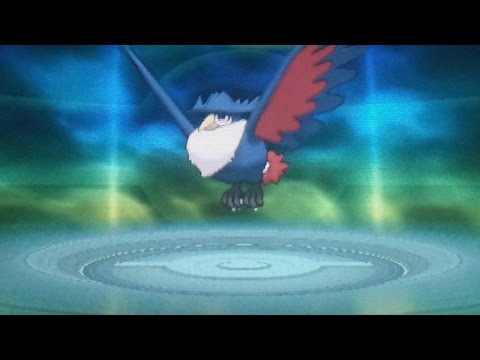 How To Get Honchkrow In Pokemon Omega Ruby and Alpha Sapphire