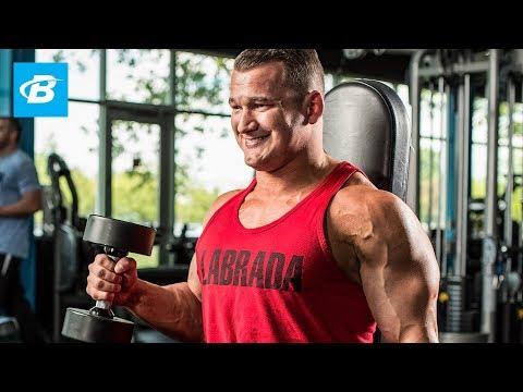 Hunter Labrada's 7 Must-Do Hacks For Huge Arms - Bodybuilding.com