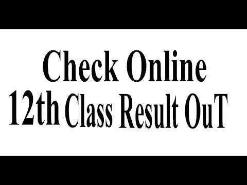 How to Check All India Level 12th Class result (Out) 2017-18