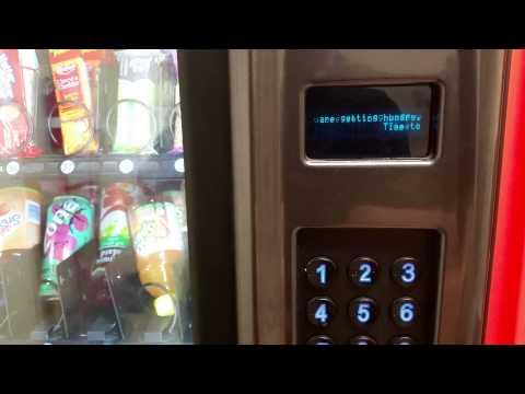 Vending Machine trick