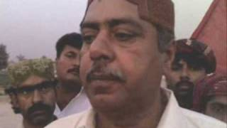 Bashir Qureshi about Zulfikar Mirza talks offer